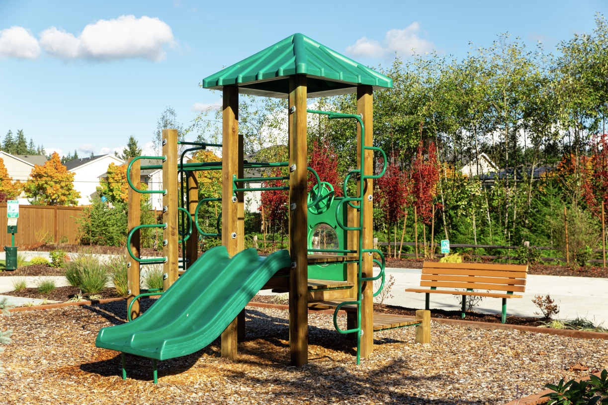 Cavalera will have a community park with play structure for children
