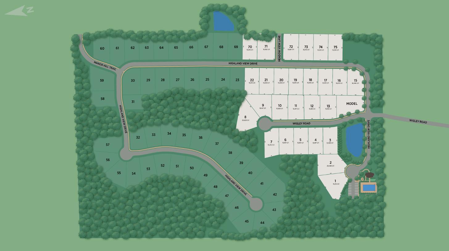 Edgewood East Site Plan