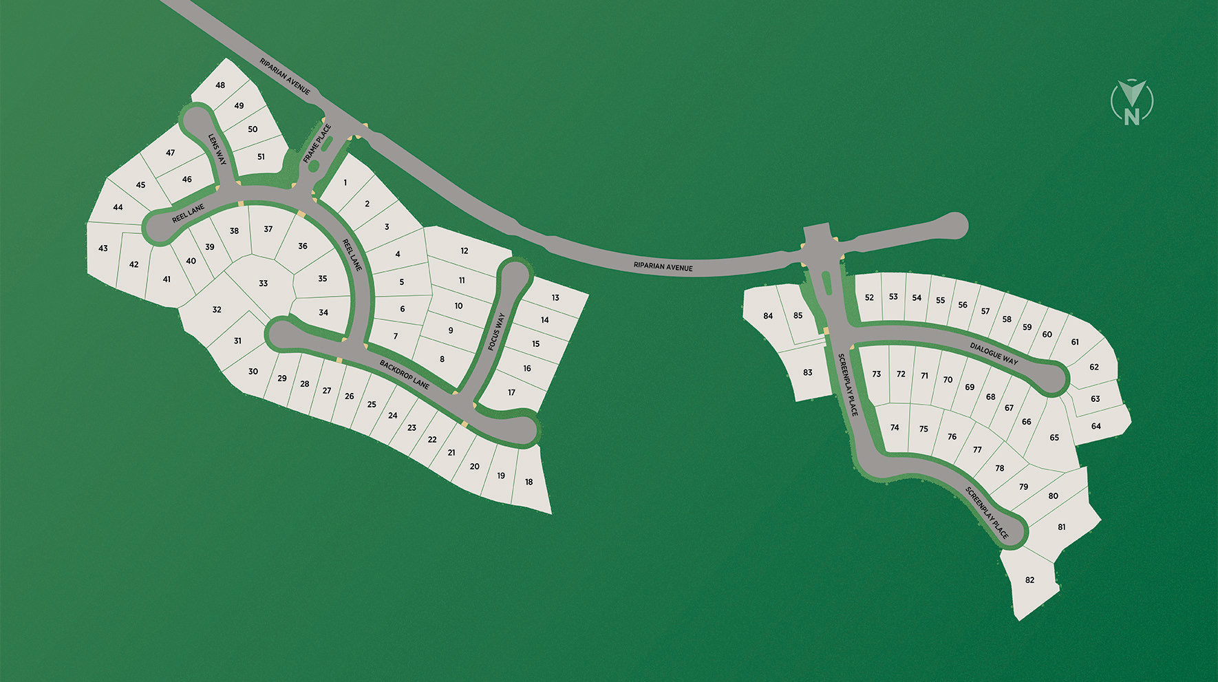 Skylar by Toll Brothers Site Plan