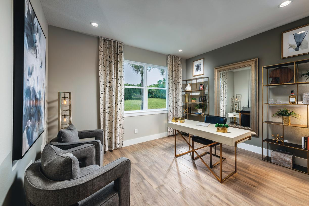 Flex rooms to fit your lifestyle