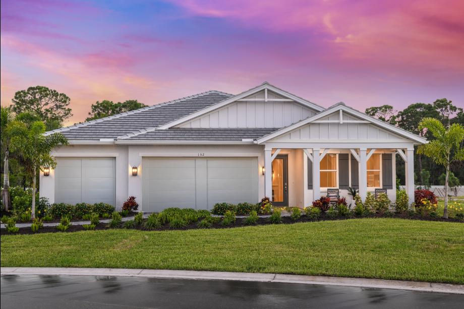 Toll Brothers - Solstice at Wellen Park - Summit Collection Photo