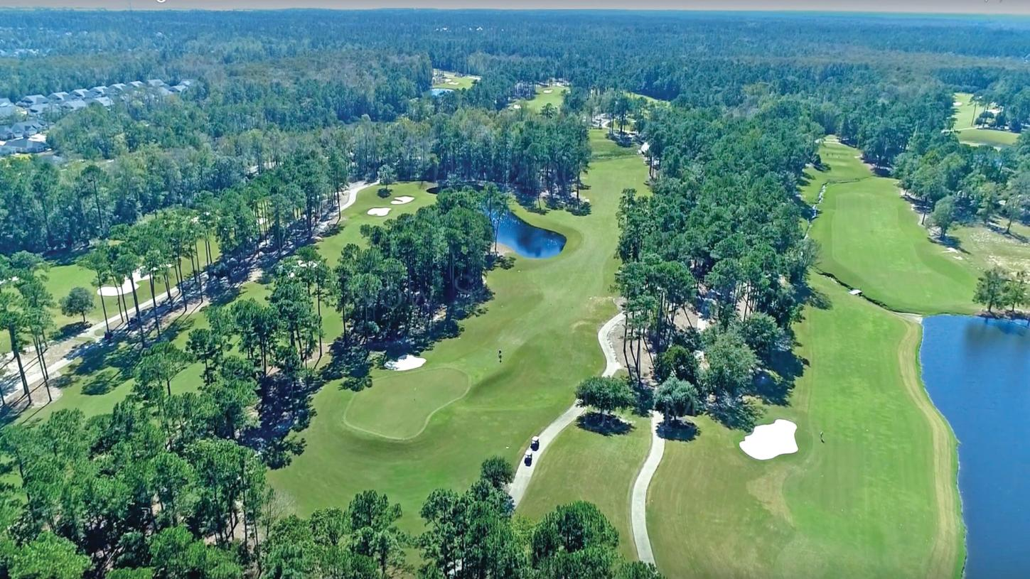 TPC Golf Course within walking distance from front porch