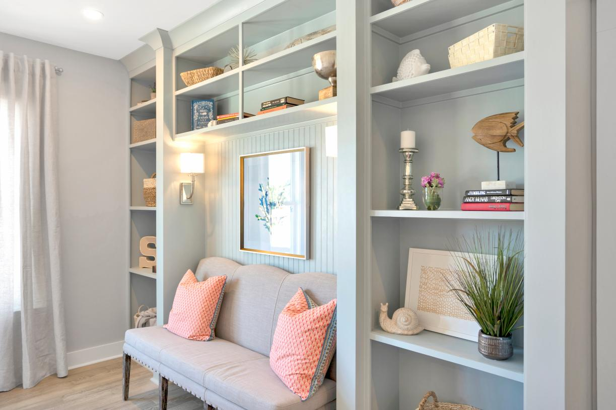 Beautiful storage spaces throughout the home to suit your needs