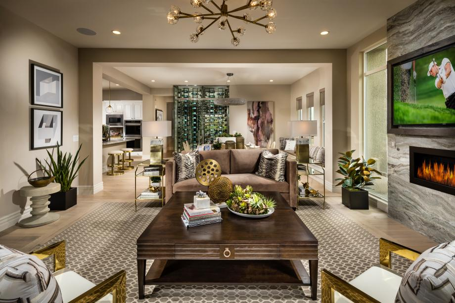 Toll Brothers - Regency at Stonebrook - Windsong Collection Photo