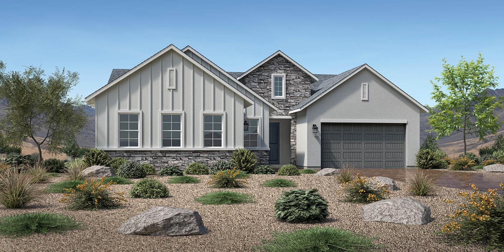 Bentley - Modern Farmhouse