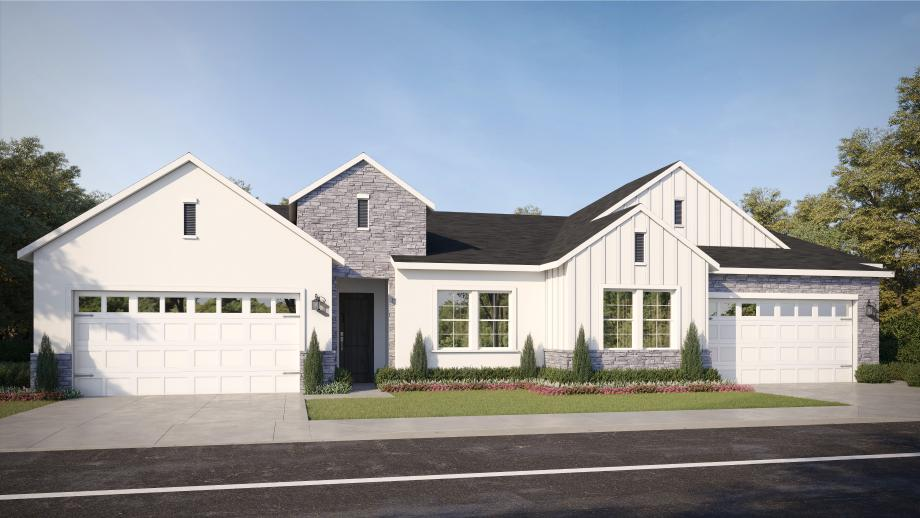 Toll Brothers - Regency at Folsom Ranch - Sequoia Collection Photo