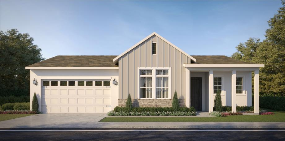Toll Brothers - Regency at Folsom Ranch - Redwood Collection Photo