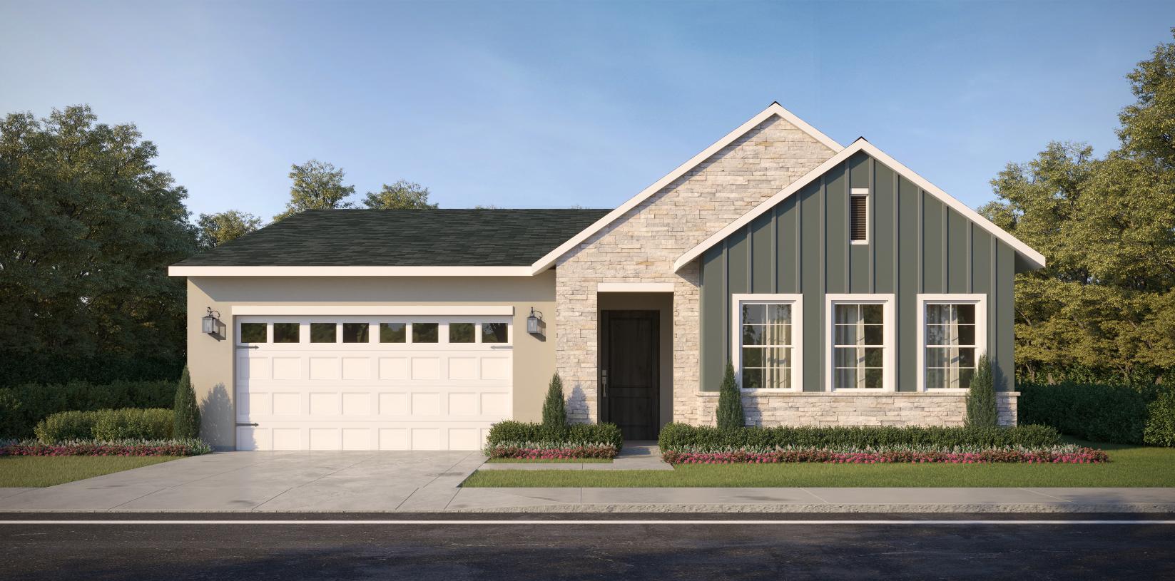 Whitney - Modern Farmhouse