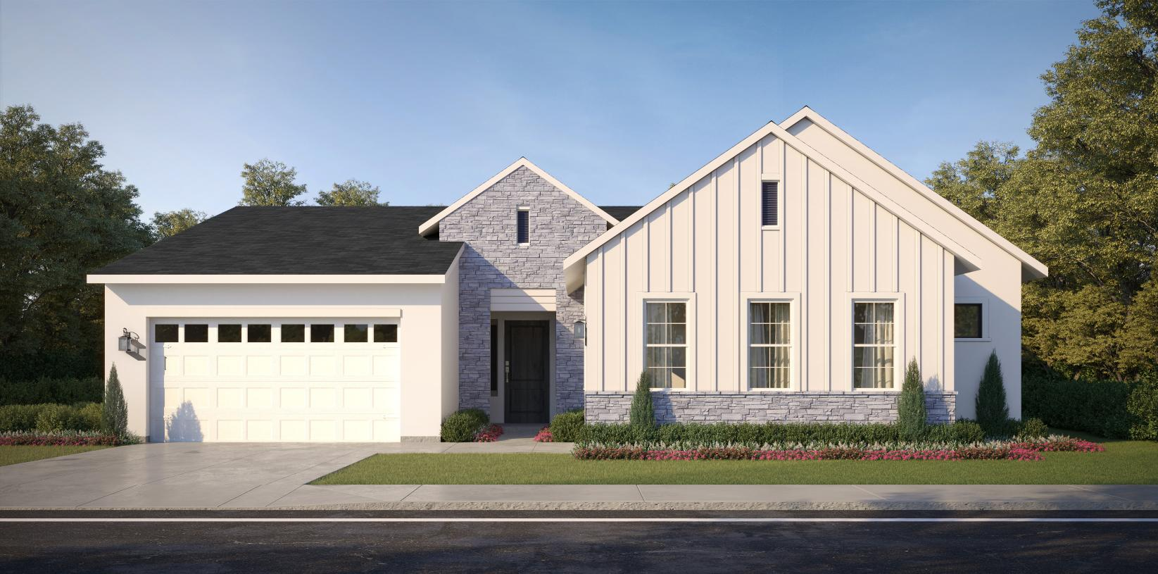 Carmichael - Modern Farmhouse