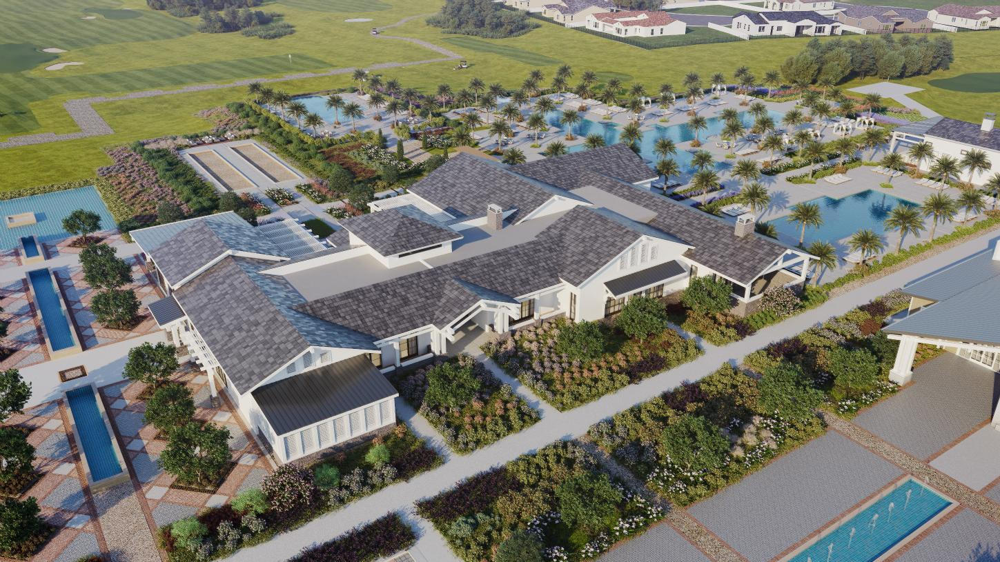 The Villa Collection is centrally located to the resort-style clubhouse