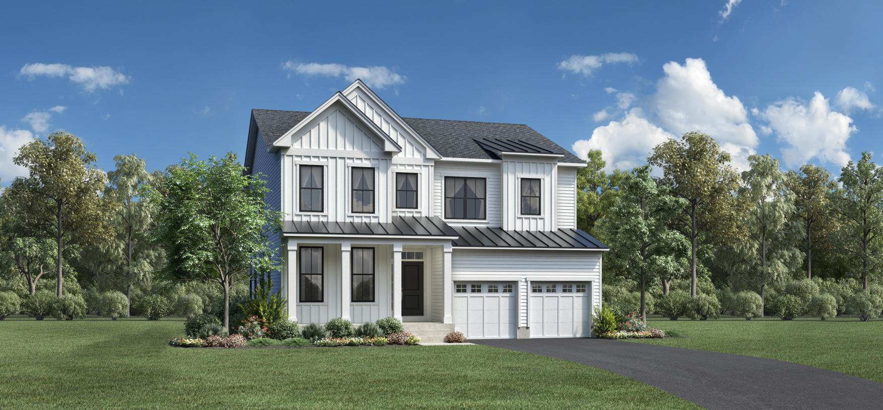 Saybrook - Modern Farmhouse