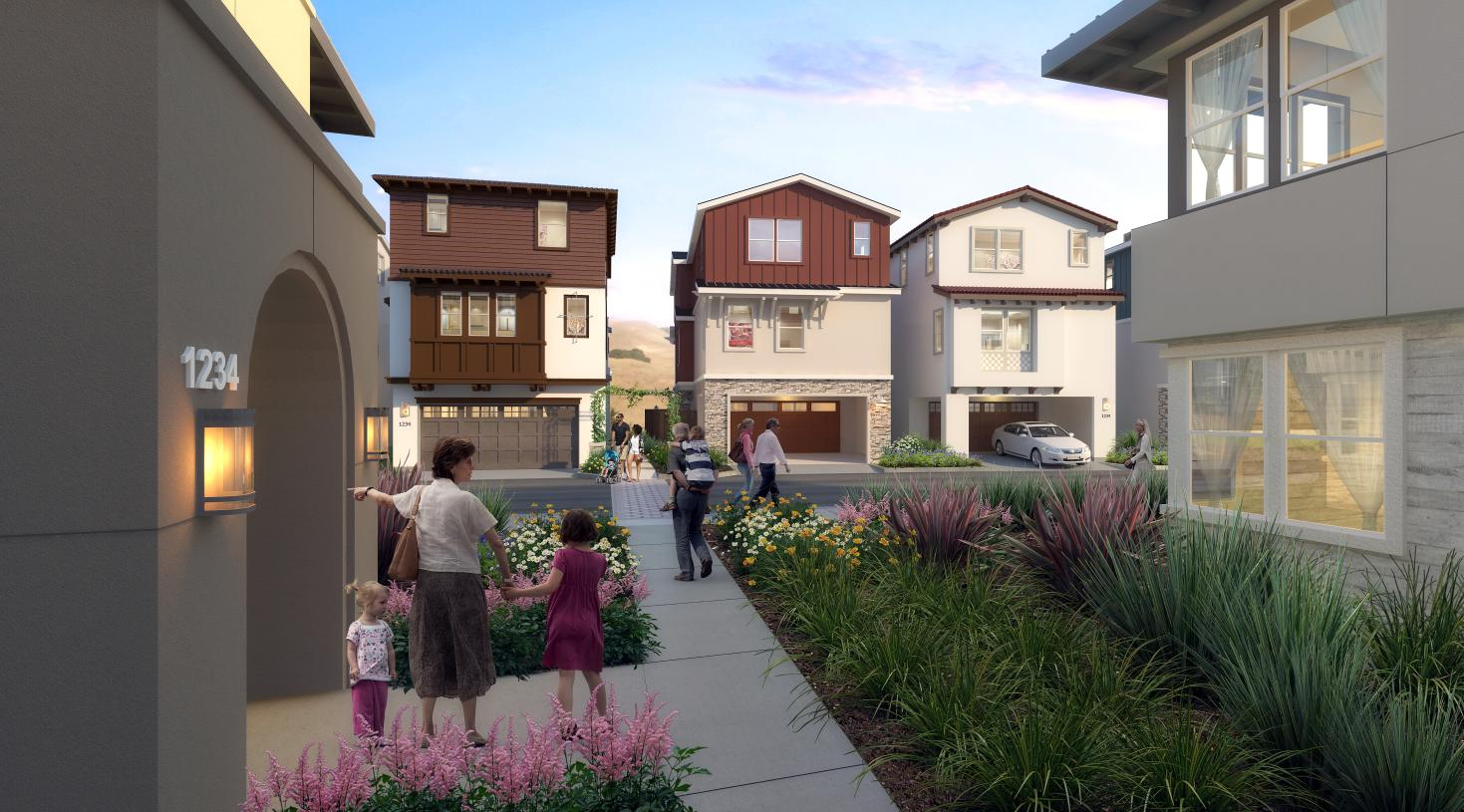 Within minutes to City Center at Bishop Ranch