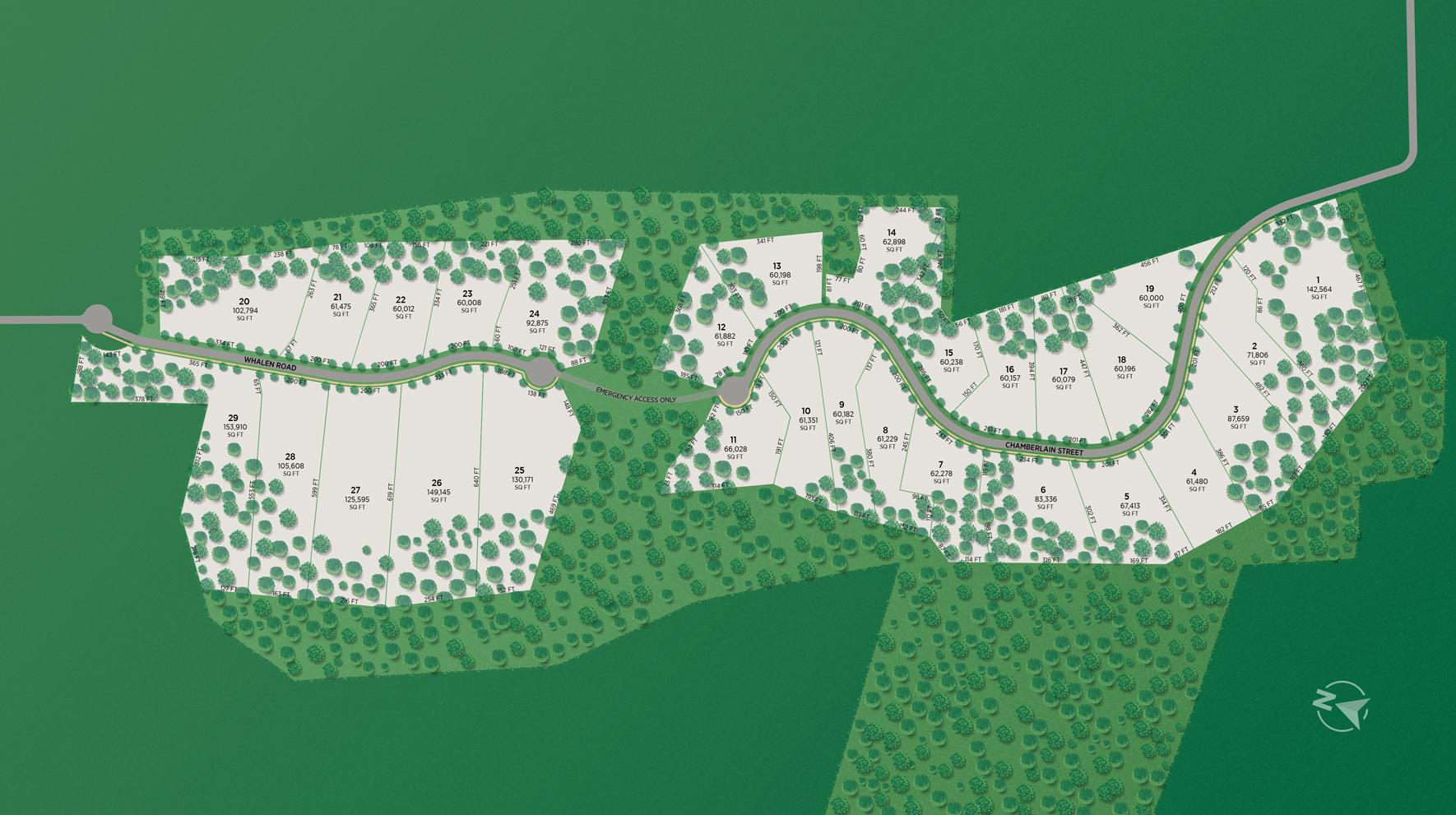 Edgewood at Hopkinton - Overall Site Plan