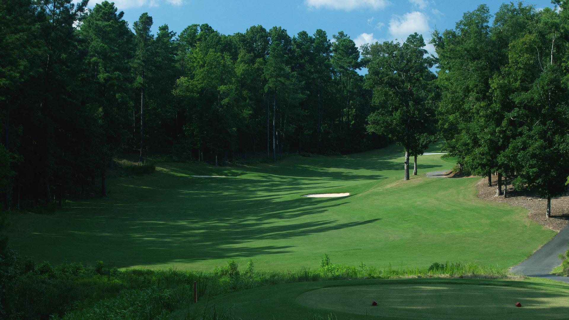 Future 18 hole Nicklaus Design golf course