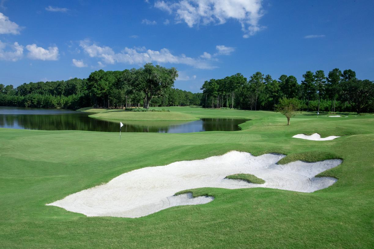 Make the most of the outdoors on the golf course