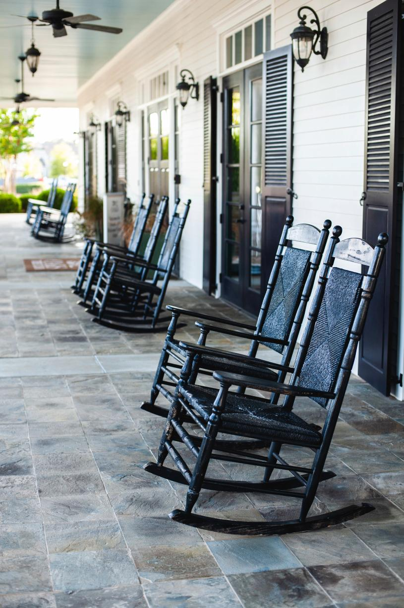 Home designs and community amenities designed for Lowcountry outdoor living