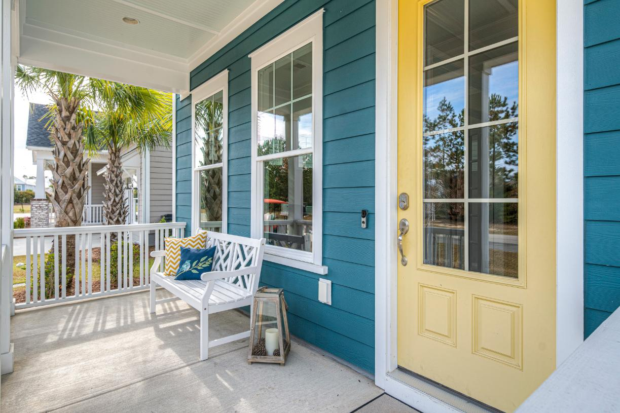 Ideal porches for outdoor living and entertaining