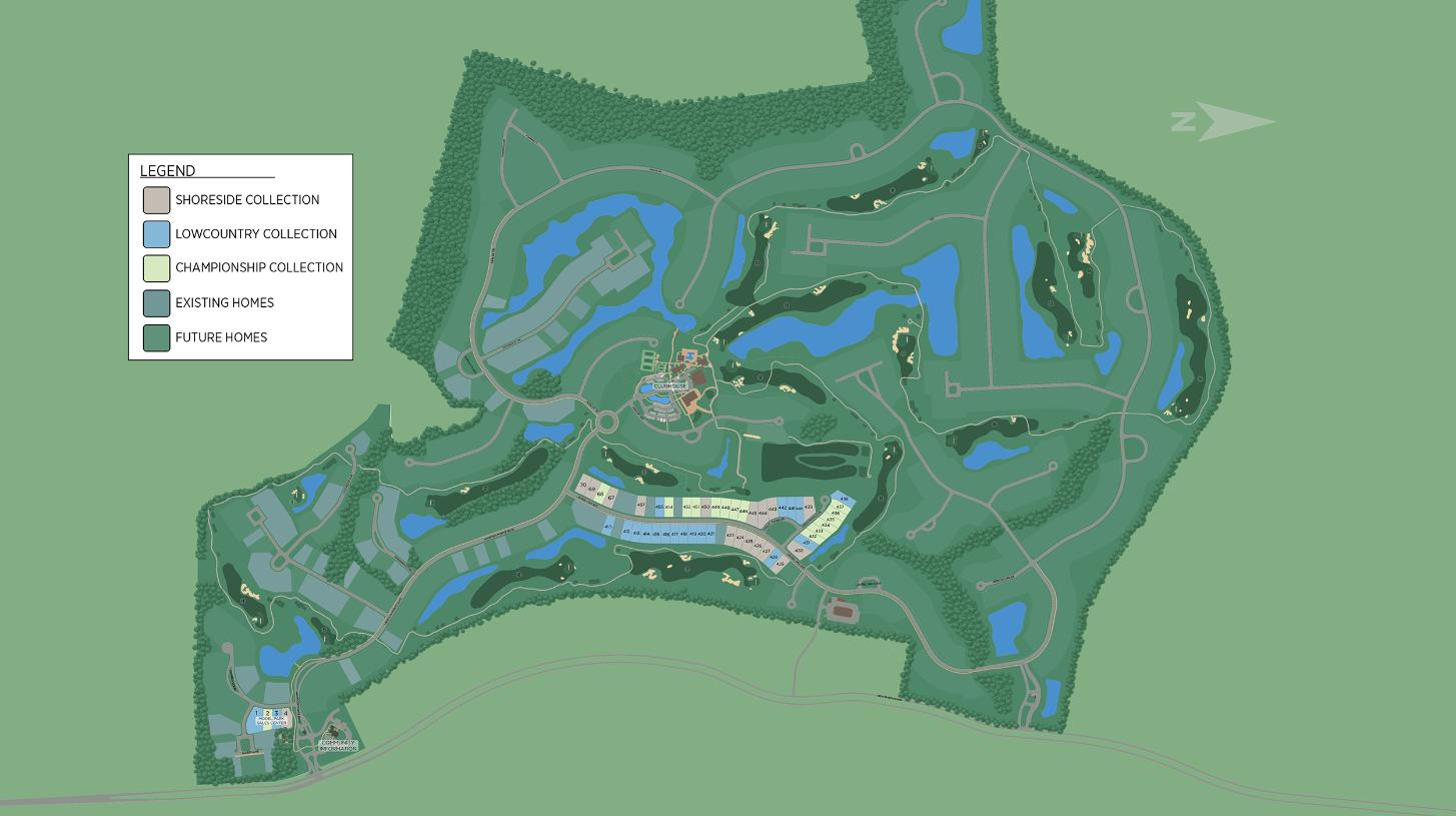 Riverton Pointe - Overall Site Plan