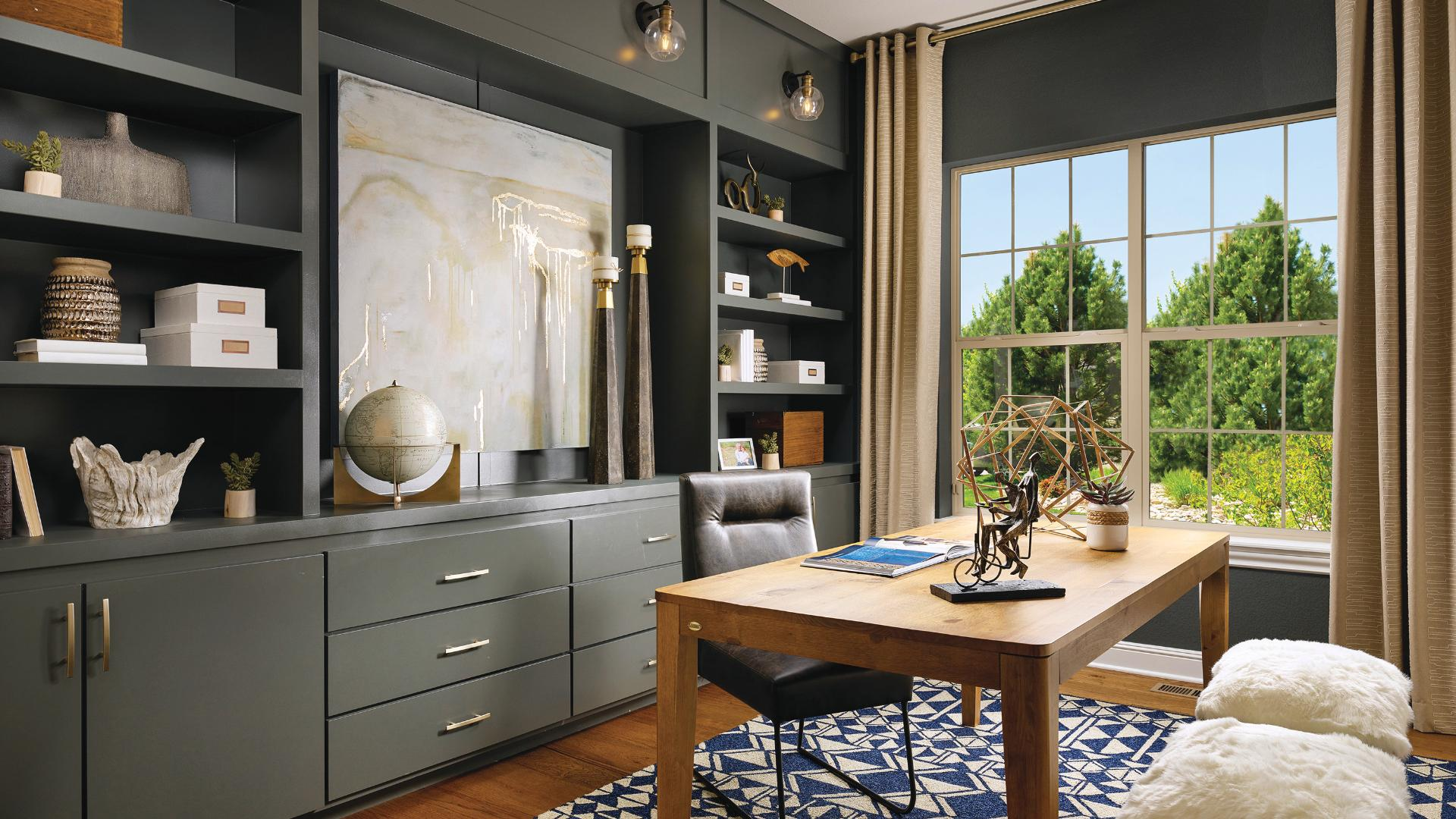 Personalize your home with spaces that fit your lifestyle
