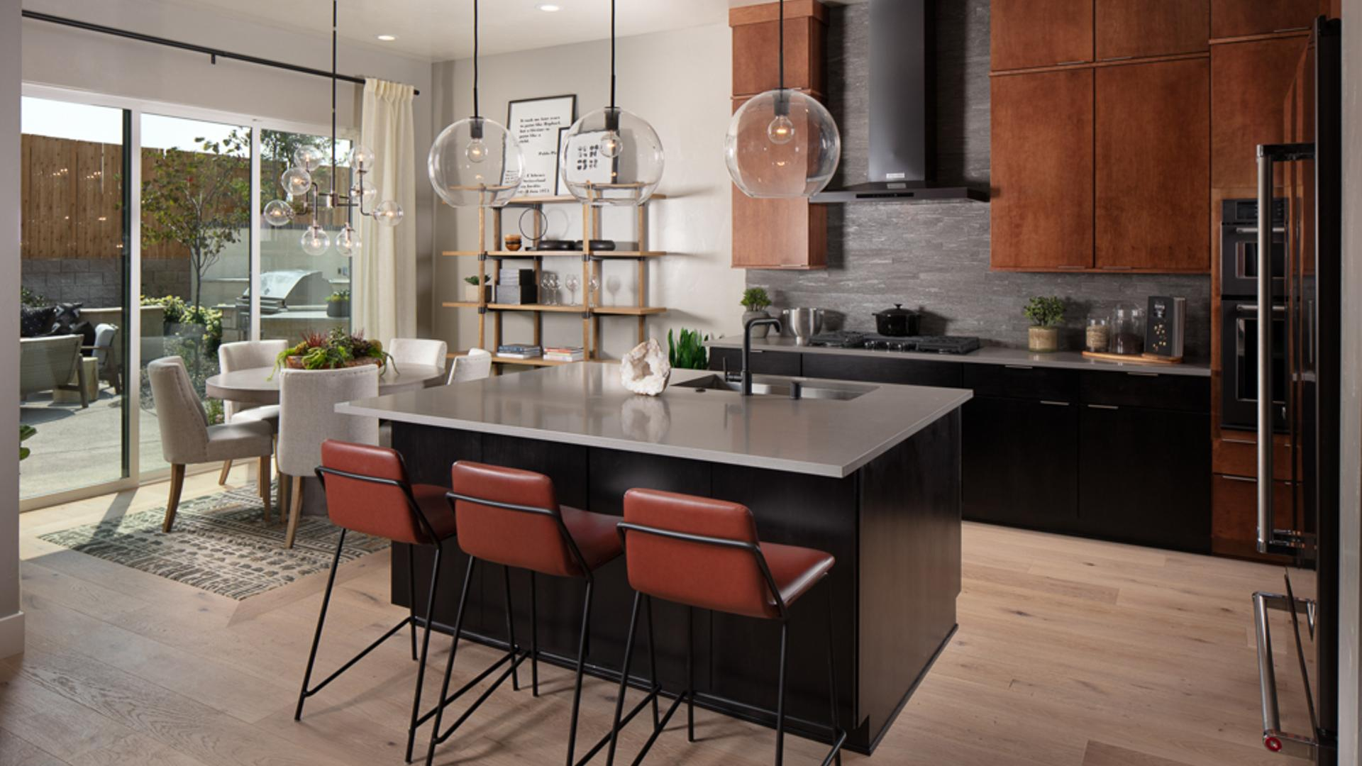 Select your finishes and personalize your home to your taste at our onsite Design Studio