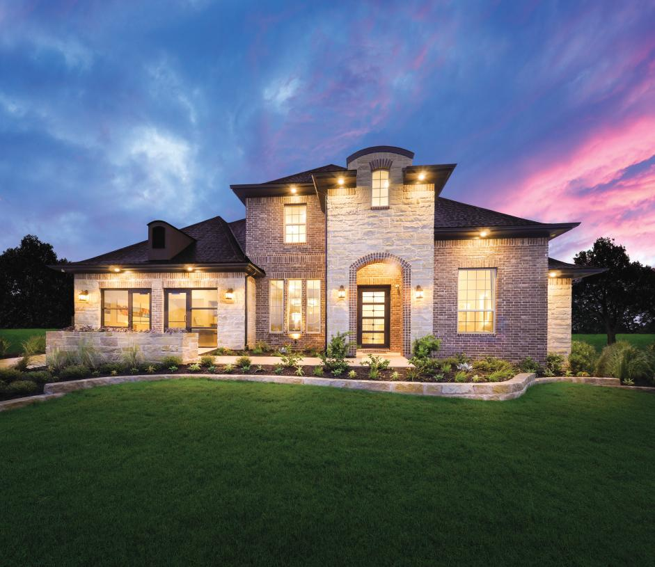 Stunning curb appeal