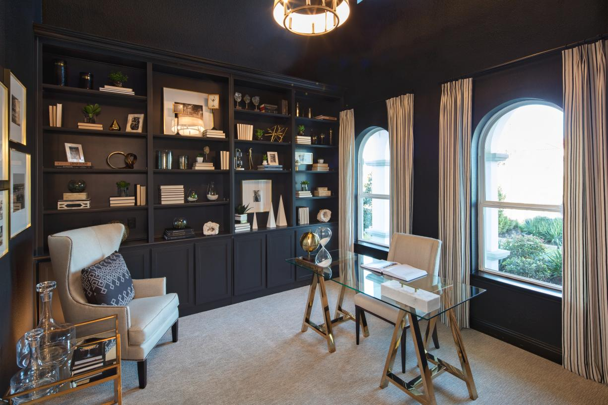 First-floor offices ideal for home-office use