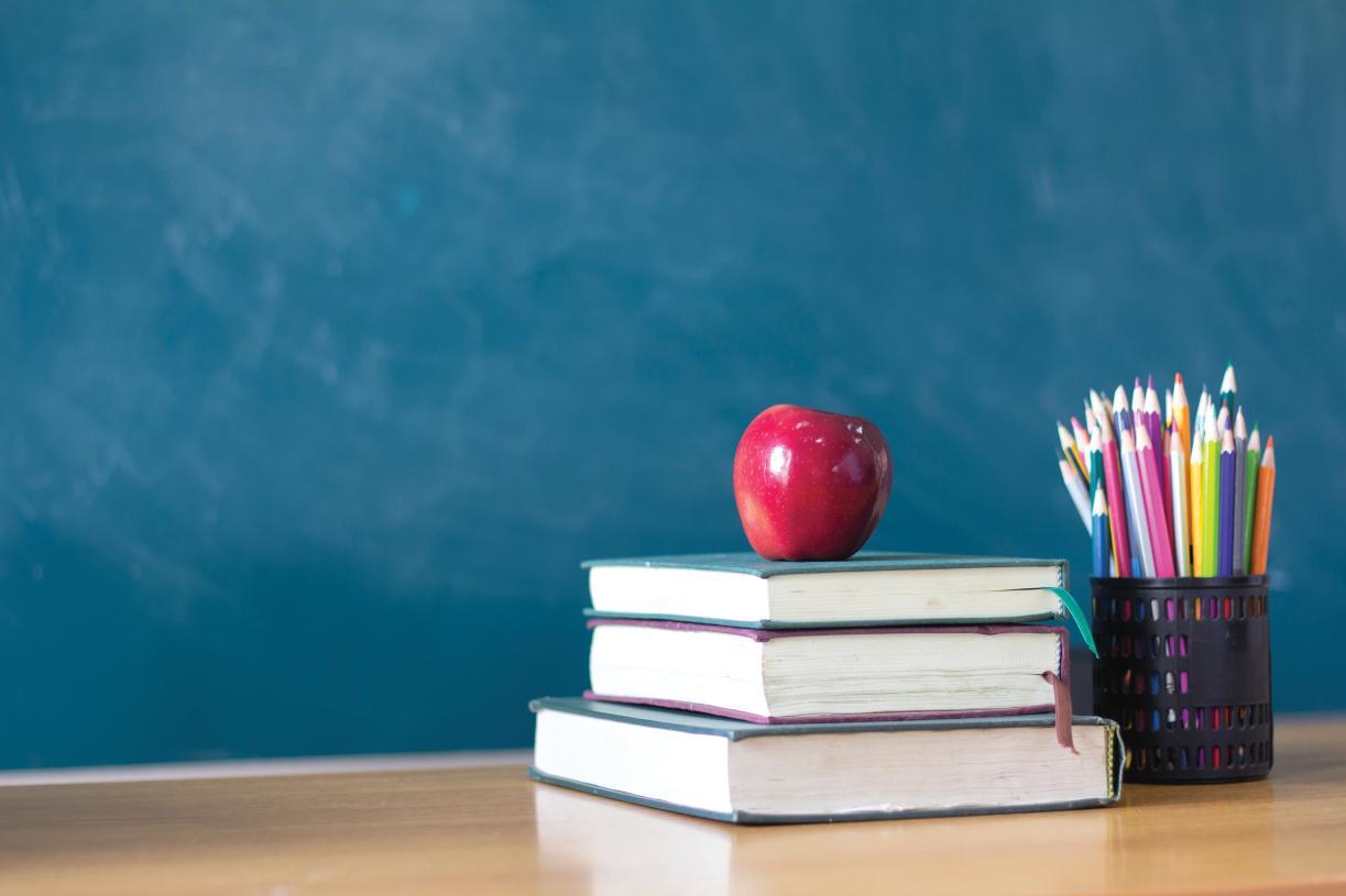 Children attend school in the highly regarded Appoquinimink School District