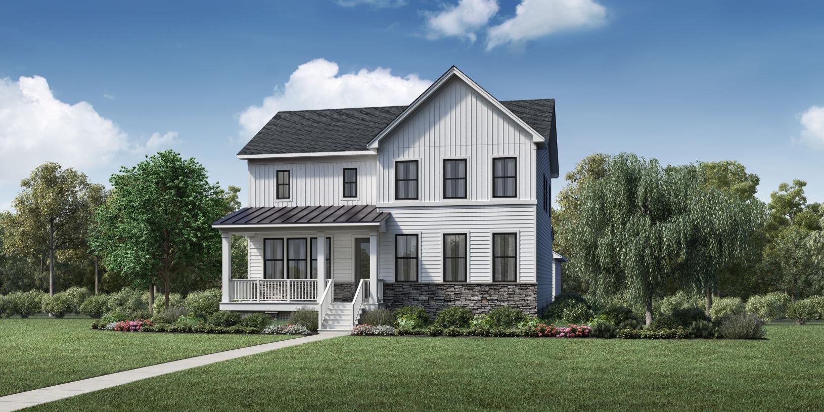 Kennett - Modern Farmhouse