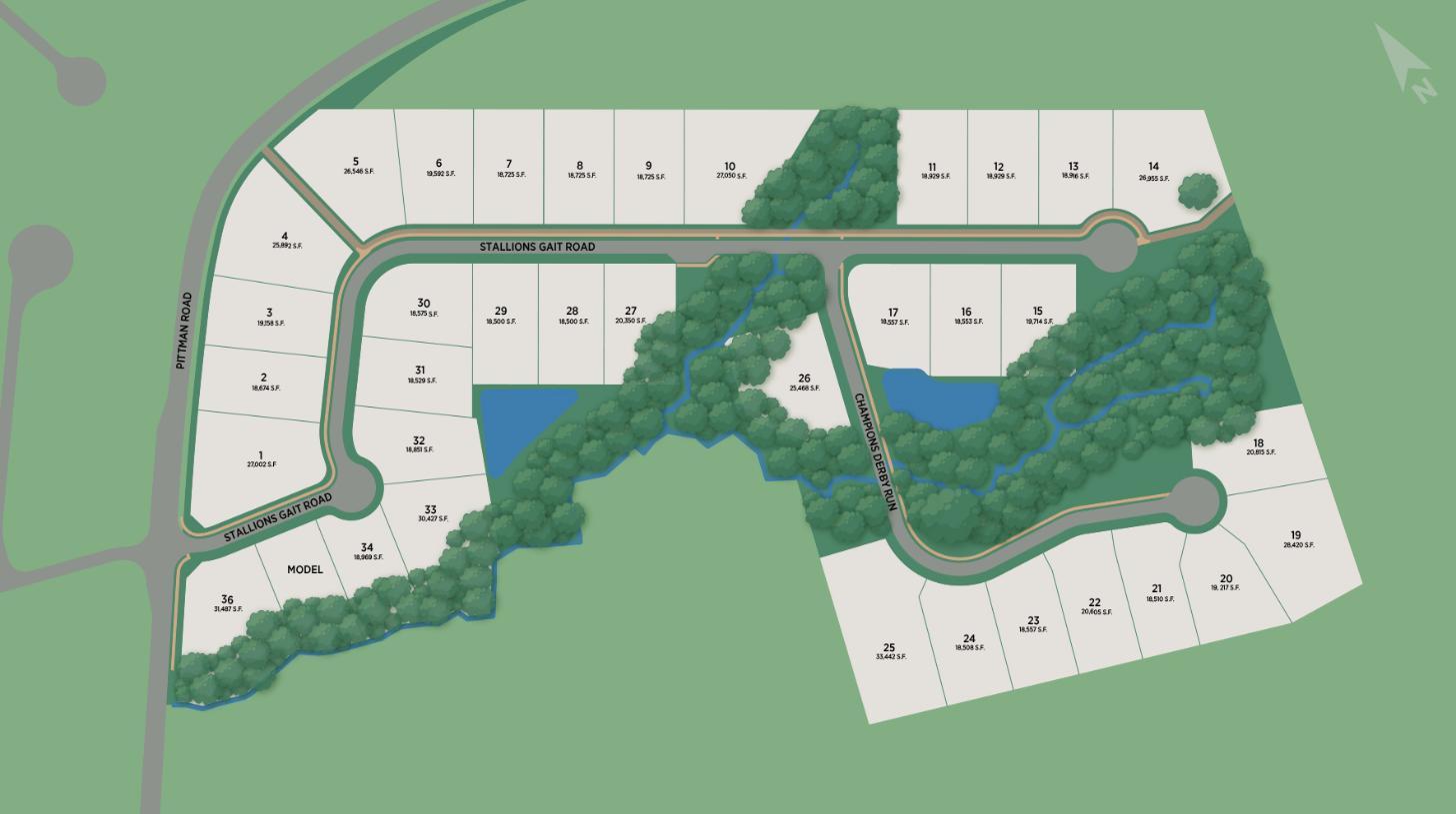 Northfield Site Plan
