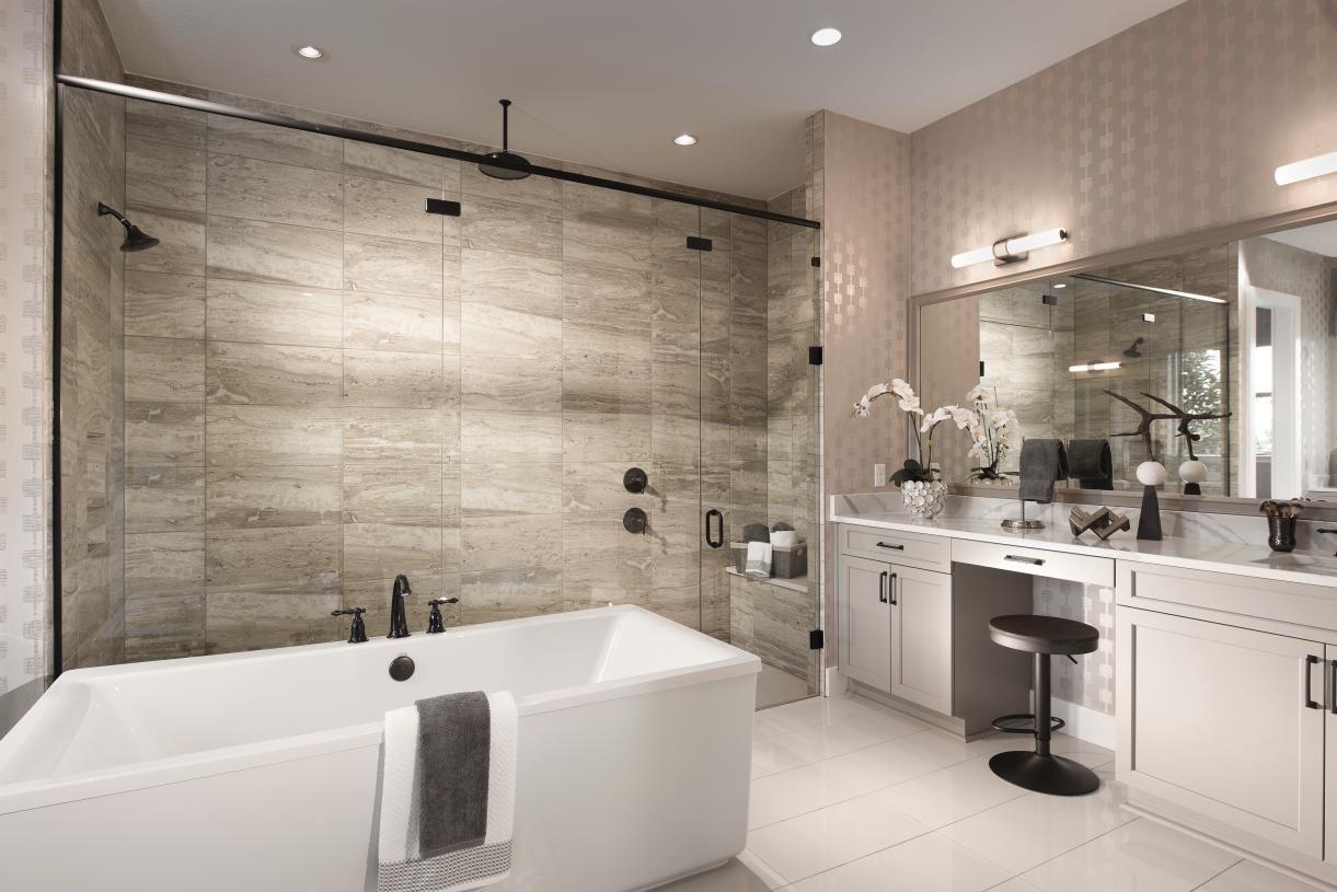Beautiful primary bath