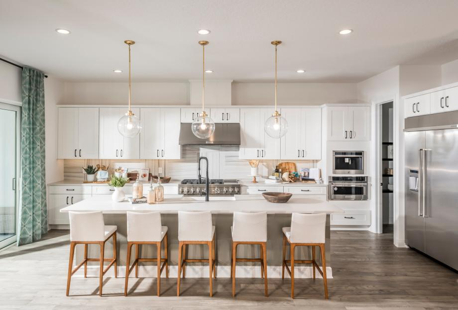 Toll Brothers - Laurel Pointe Lake Nona - Collage Collection Photo