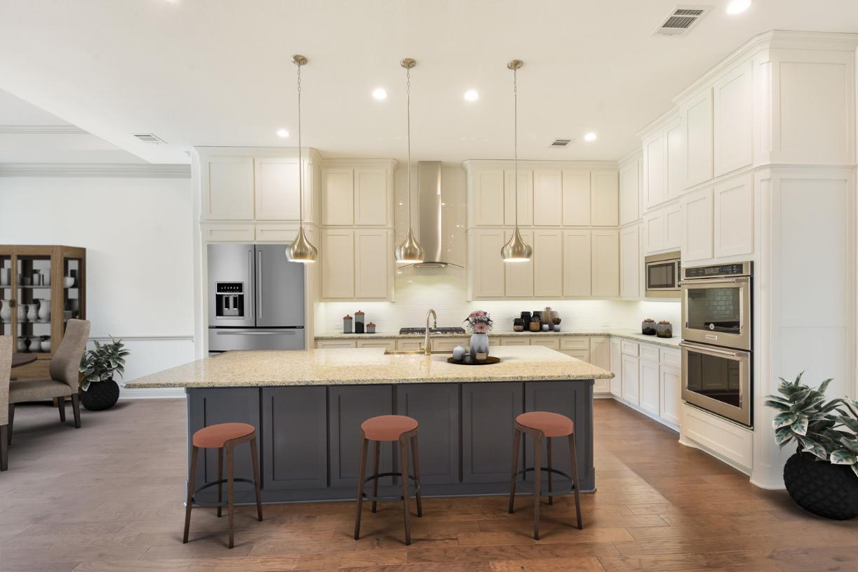 Gourmet kitchens built for a connoisseur