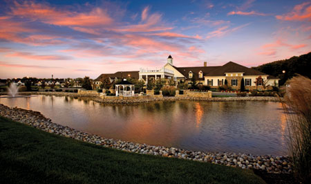 Enjoy Fabulous On-Site Recreational Amenities at our 40,000 sq. ft. Community Clubhouse