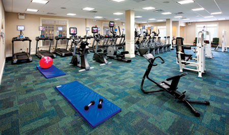 Our Community Exercise Facilities Feature the Latest State-of-the-Art Equipment