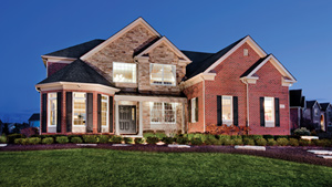 Toll Brothers - Island Lake of Novi - Executive Collection Photo
