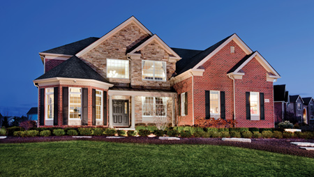 Click to visit the Island Lake of Novi - Executive Collection's page