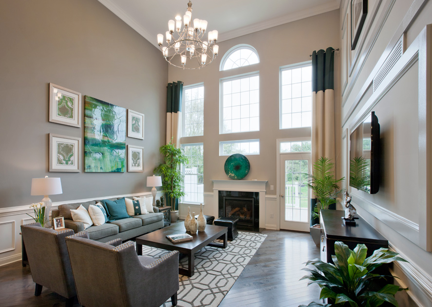 Toll Brothers - Mews at Laurel Creek Photo