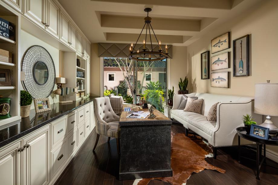 Office Off Foyer : New luxury homes for sale in scottsdale az treviso