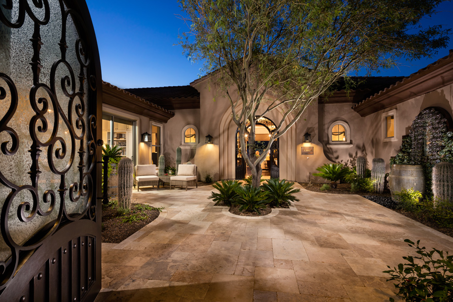 New Luxury Homes For Sale in Scottsdale, AZ | Treviso