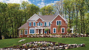 Toll Brothers - The Woods of South Barrington - Estate Collection Photo