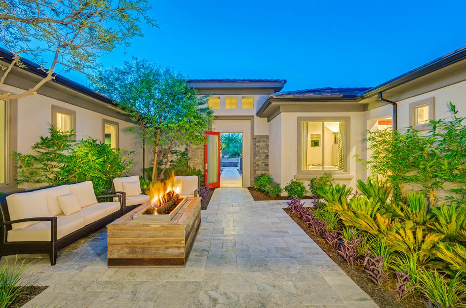 New Luxury Homes For Sale In Scottsdale Az Saguaro Estates