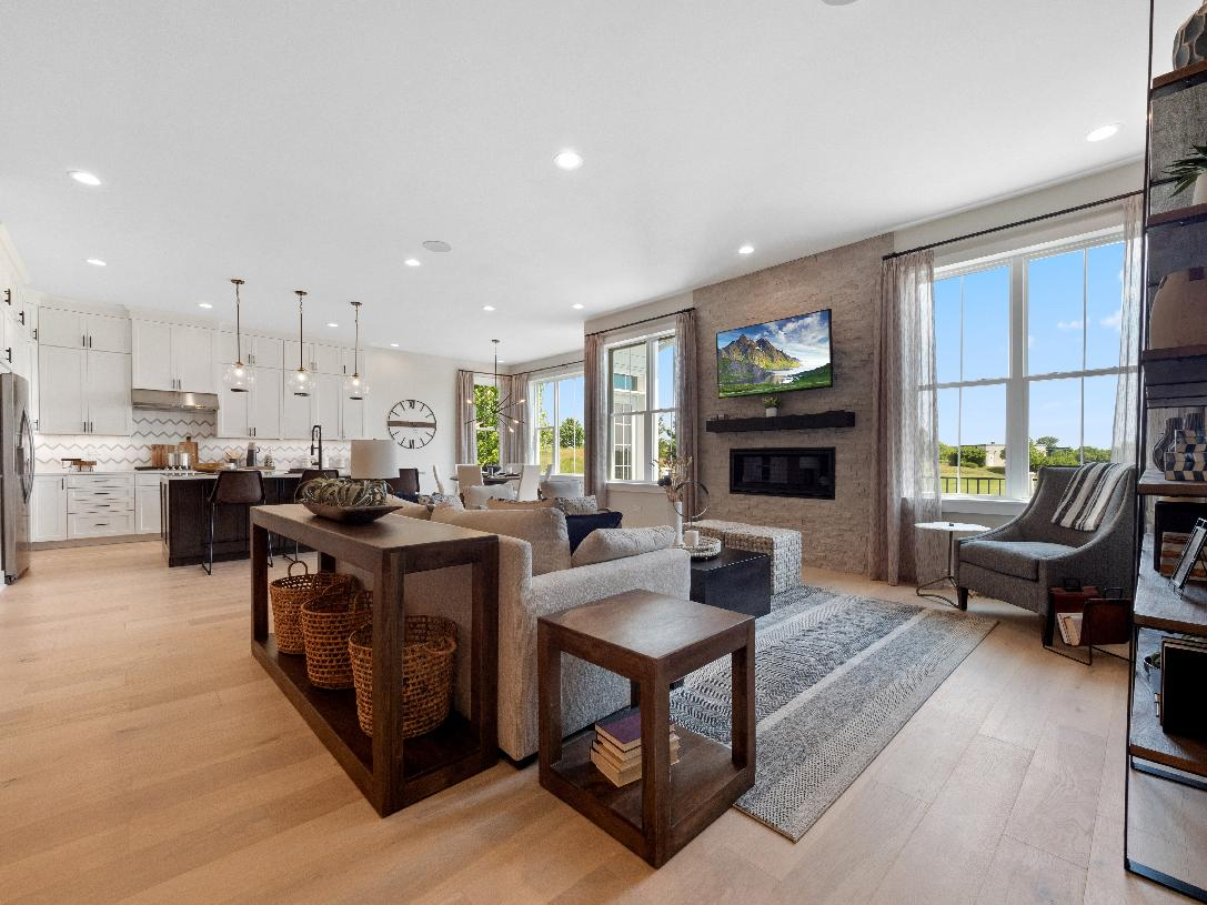 Ranch and two-story options