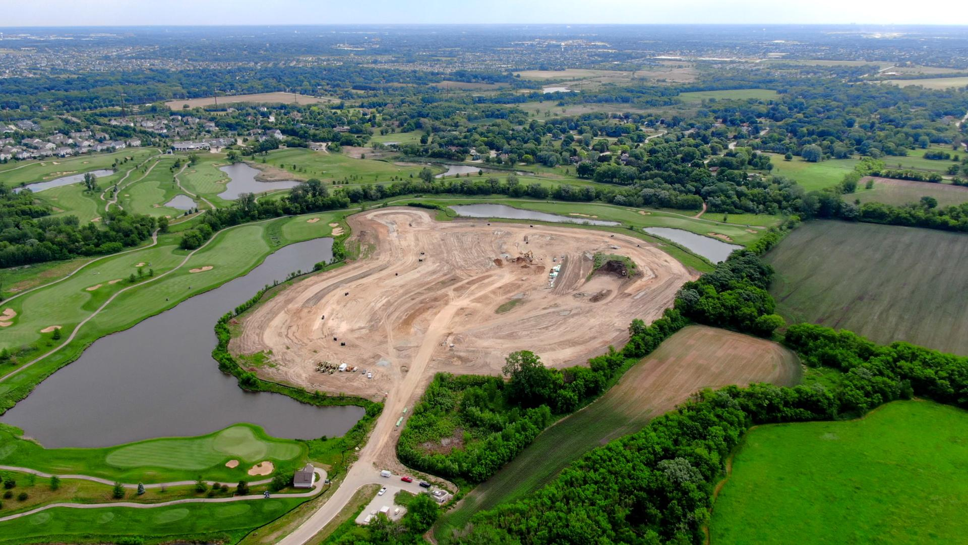 New phase of home sites just released with gorgeous golf course views