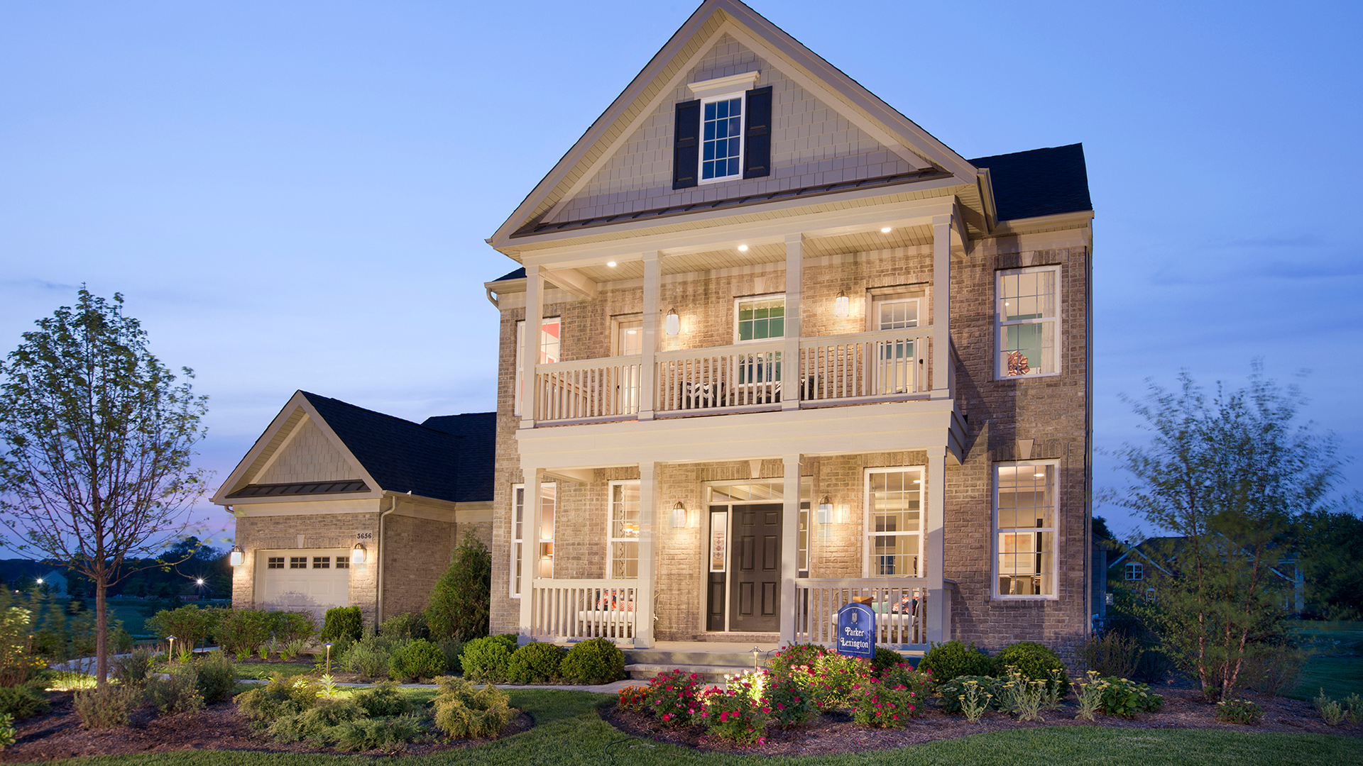 Visit our gorgeous new model home - The Parker!