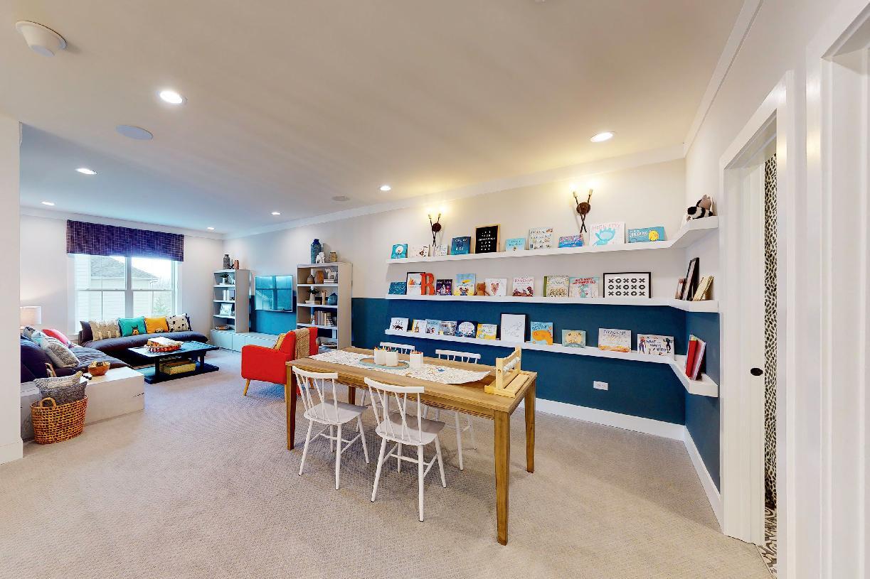 Optional loft addition