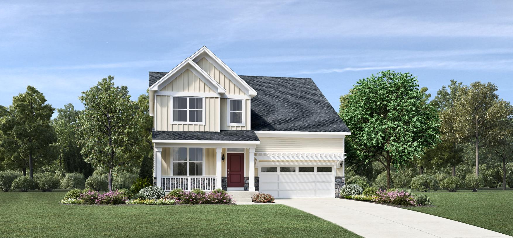 Dunlap - Modern Farmhouse