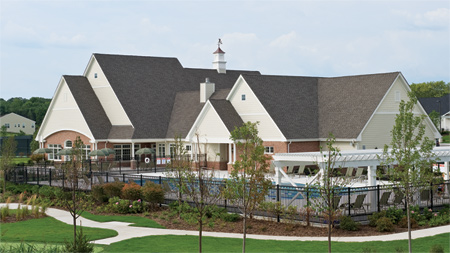 Click to visit the Regency at Bowes Creek Country Club Active Adult Townhome Collection's page