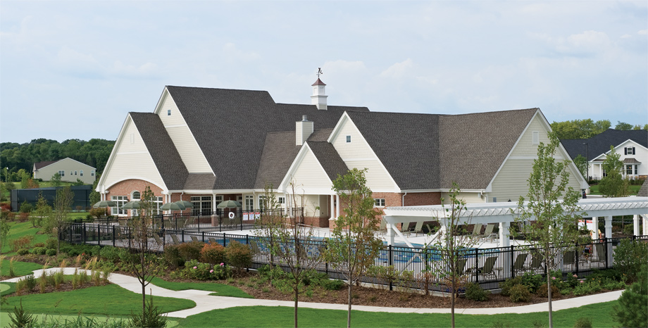 Regency at Bowes Creek Country Club Active Adult Townhome Collectionimage