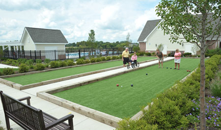 Regency at Bowes Creek Country Club Active Adult Townhome Collection