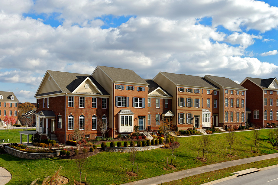 Toll Brothers   The Enclave At ArundelPreserve   Townhomes Photo
